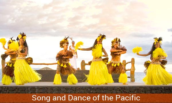Wailea Luau Song and Dance of the Pacific